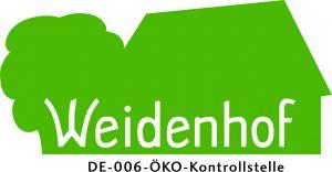 weidenhof logo gruen claim 300x156