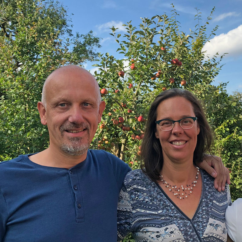 Petra & Bernward Maspohl | Gründer von goto.green