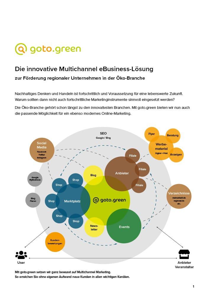 goto.green Whitepaper